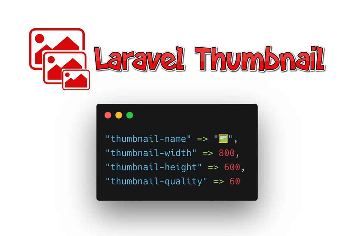 Laravel Thumbnail