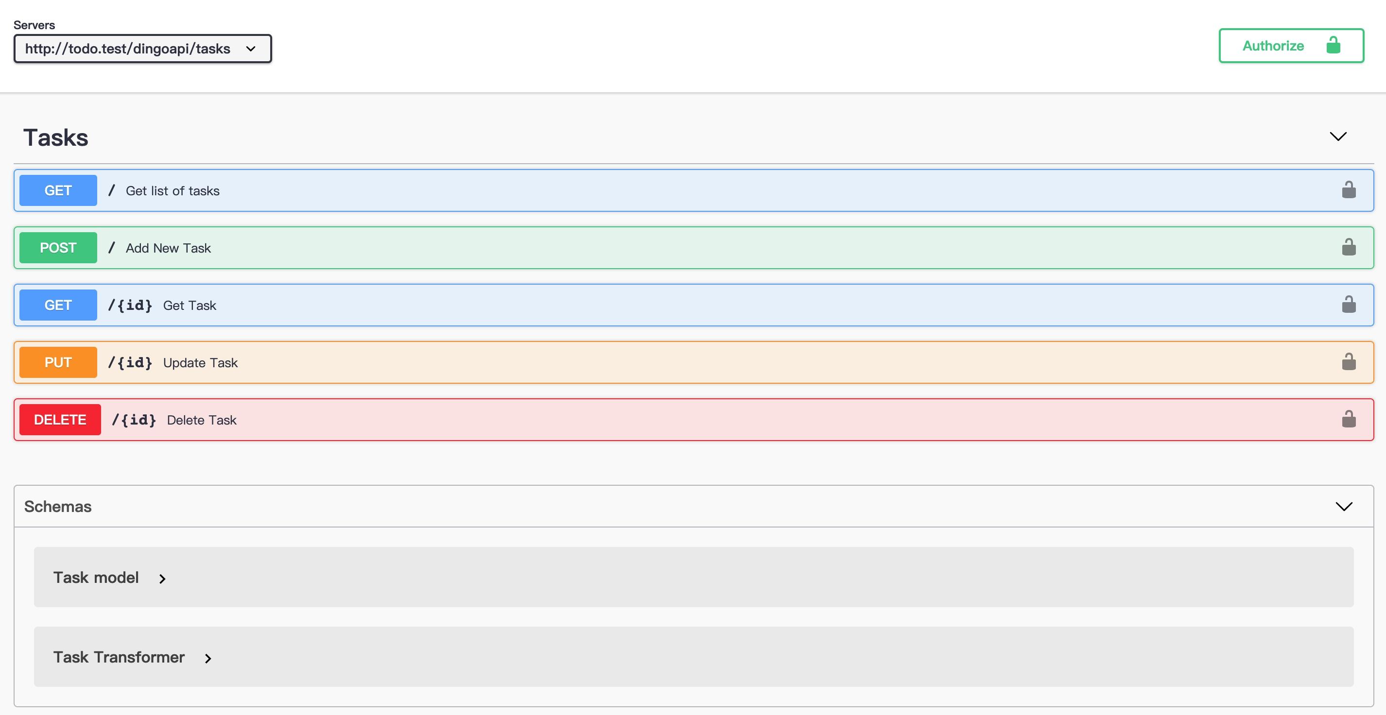 Laravel+Swagger 为资源路由生成 API 文档